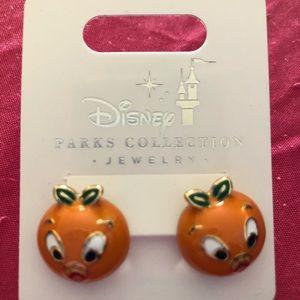 Disney Orange Bird Earrings